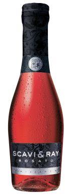 Scavi & Ray Prosecco Rosato Frizzante Piccolo Sparkling Wine 20cl
