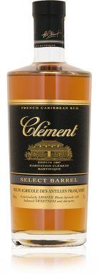 Clément Select Barrel Rum 70cl