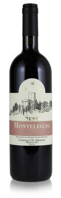 Sesti Monteleccio Rosso di Montalcino Italy Red Wine 2019 75cl