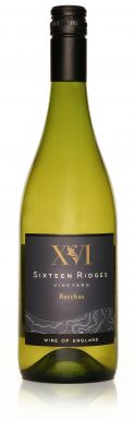 Sixteen Ridges Bacchus 2015 White English Wine 75cl
