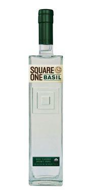 Square One Basil Vodka 70cl