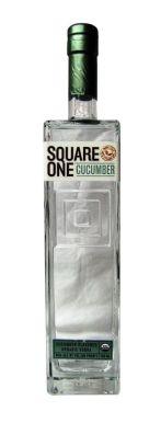 Square One Cucumber Vodka 75cl