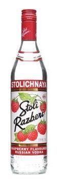 Stolichnaya Russian Raspberry Vodka