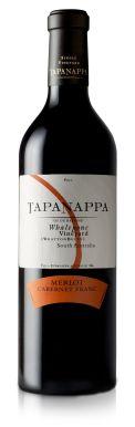 Tapanappa Cabernet Franc Merlot Whalebone Vineyard Red Wine 2014 75cl