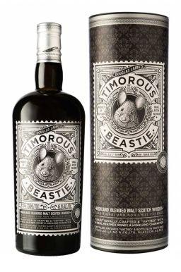 Douglas Laing Timorous Beastie Whisky Gift Tube 70cl