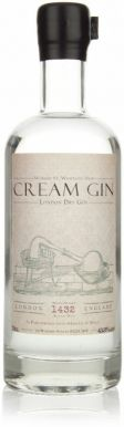 The Worship Street Whistling Shop Cream Gin 70cl