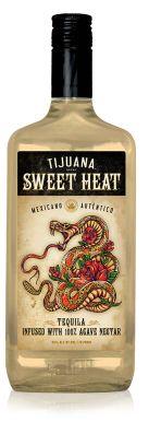 Tijuana Sweet Heat Mexican Tequila 70cl