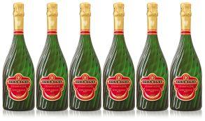 Tsarine Cuvee Premium Brut Non Vintage Champagne 75cl Case Deal