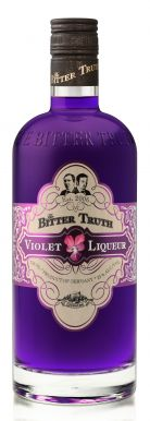 The Bitter Truth Violet Liqueur 50cl