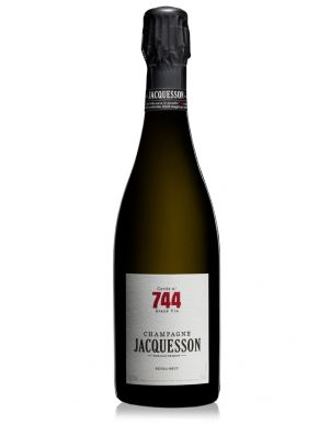 Jacquesson Cuvee 744 Extra Brut Champagne NV 75cl