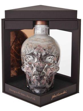 Crystal Head Vodka John Alexander Limited Edition 70cl