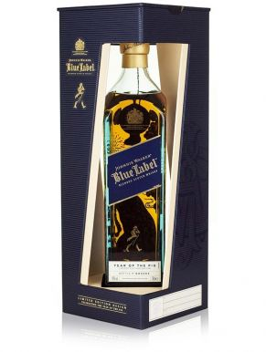 Johnnie Walker Whisky Blue Label 2019 Chinese New Year Edition 75cl