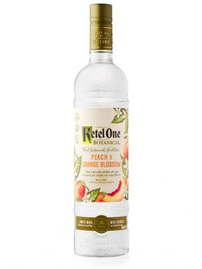 Ketel One Peach & Orange Blossom Spirit Drink 70cl