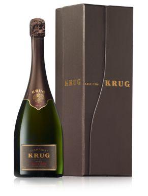 Krug 1996 Vintage Champagne 75cl Gift Box