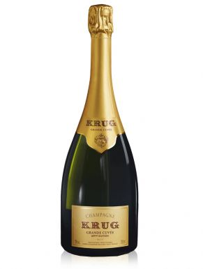 Krug Grande Cuvee 169th Edition Champagne 75cl
