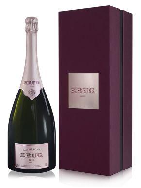 Krug Rosé Brut Champagne Magnum 150cl Gift Box Ed 20