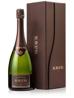 Krug 2000 Vintage Champagne 75cl Gift Box