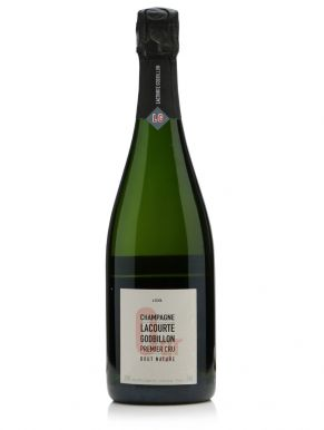 Lacourte-Godbillon Brut Nature NV Champagne 75cl