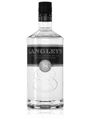 Langley's No8 Gin 70cl
