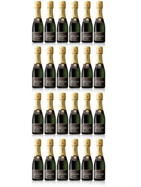 Lanson Black Label Champagne Brut NV Case Deal 24 x 20cl