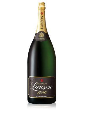 Lanson Black Label Methuselah Champagne Brut NV 600cl Gift Box