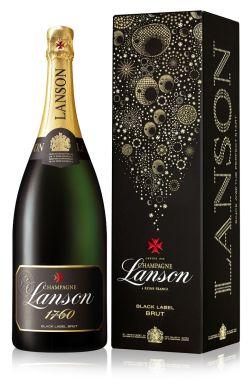 Lanson Magnum Black label Champagne Brut NV 150cl