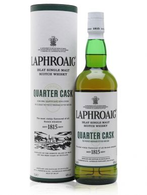 Laphroaig Quarter Cask Single Malt Whisky 70cl