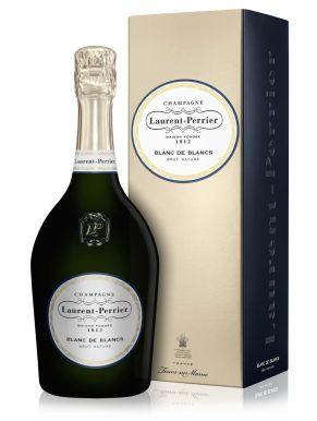 Laurent Perrier Blanc de Blancs Brut Nature Champagne 75cl