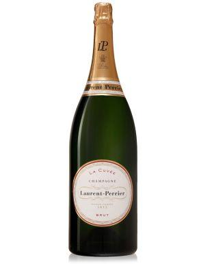 Laurent Perrier La Cuvee Jeroboam Champagne 300cl Wooden Box