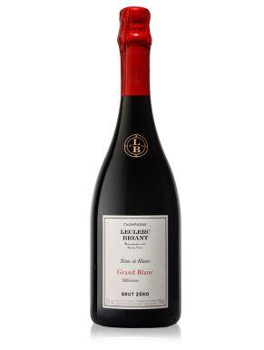 Leclerc Briant Pure Cramant Brut Zero 2012 Champagne 75cl