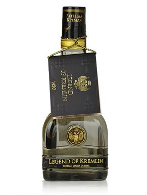 Legend of Kremlin Premium Russian Vodka 50cl Gift Box