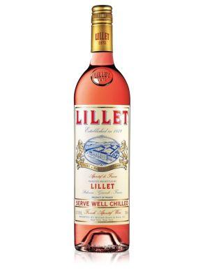 Lillet Rosé Vermouth 70cl
