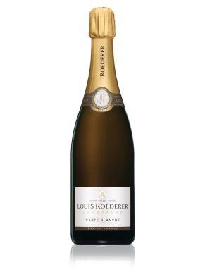 Louis Roederer Carte Blanche Demi Sec Champagne NV