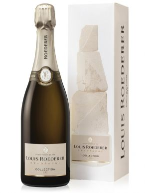 Louis Roederer Brut Collection 242 Champagne NV 75cl Gift Box