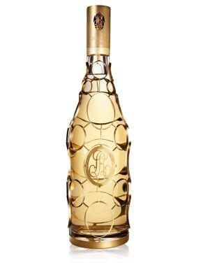 Louis Roederer Cristal Champagne 2002 Gold Medallion Jeroboam - 24 Carat