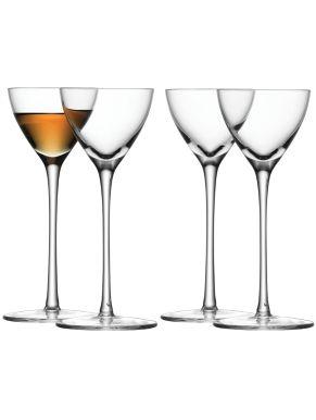 LSA Bar Collection Liqueur Glasses - 100ml (set of 4)