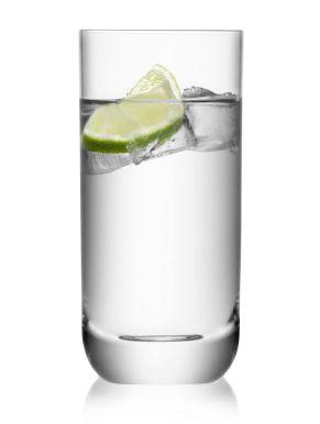 LSA Una Highball Glass - Clear 400ml