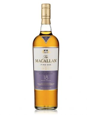 Macallan 18 Year Old Fine Oak Single Malt Whisky 70cl