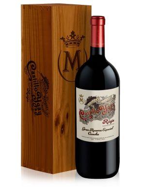 Marques de Murrieta Castillo Ygay 2007 Wine Magnum Wood Box 150cl