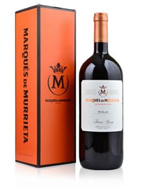 Marques de Murrieta 2015 Tinto Reserva Wine Magnum Gift Box 150cl