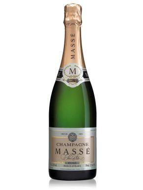 Masse Brut Rosé Champagne 75cl