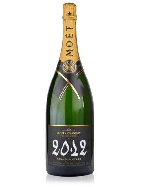 Moet & Chandon Grand Vintage 2012 Champagne 150cl