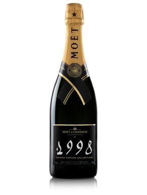 Moet & Chandon Grand Vintage 1998 Champagne 75cl