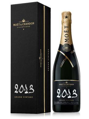 Moet & Chandon Grand Vintage Champagne 2013 75cl