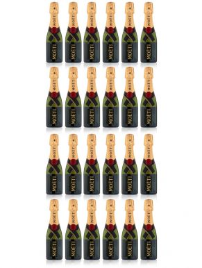 Moet & Chandon Brut Champagne NV Case Deal 24 x 20cl