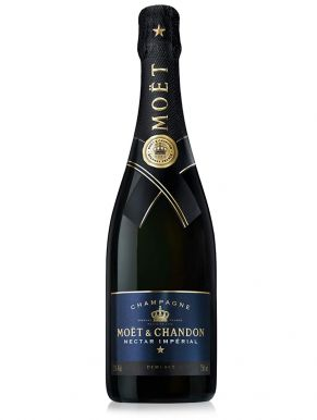 Moet & Chandon Nectar Imperial Brut Champagne NV 75cl
