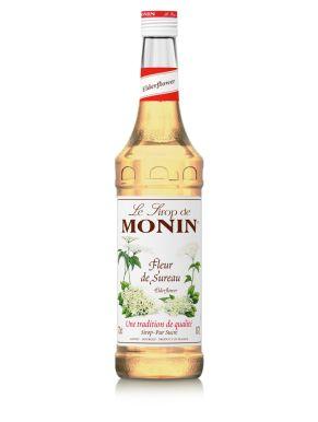 Monin Elderflower Syrup 70cl