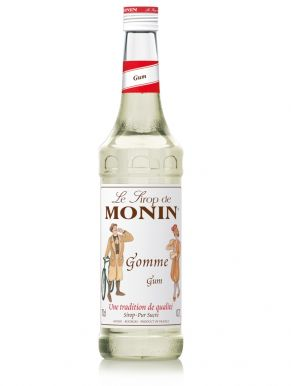 Monin Gomme Syrup 70cl