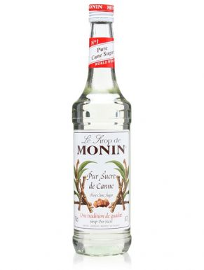 Monin Pure Cane Sugar Syrup 70cl
