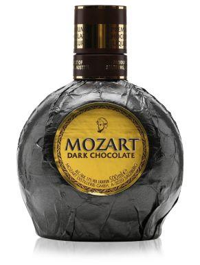 Mozart Dark Chocolate Chocolate Liqueur 50cl